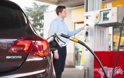 Сколько времени уходит на заправку газом?